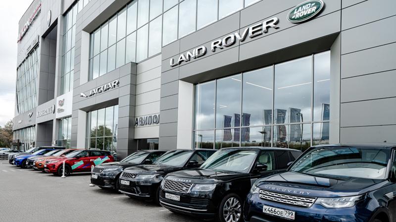 АВИЛОН Land Rover