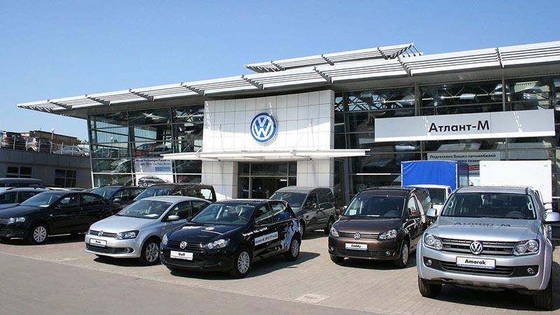 Атлант-М Volkswagen