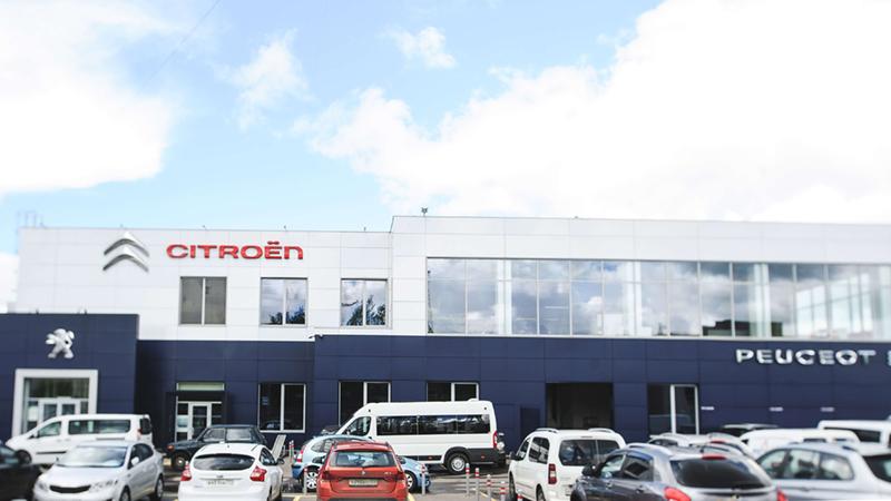 Favorit Motors Peugeot