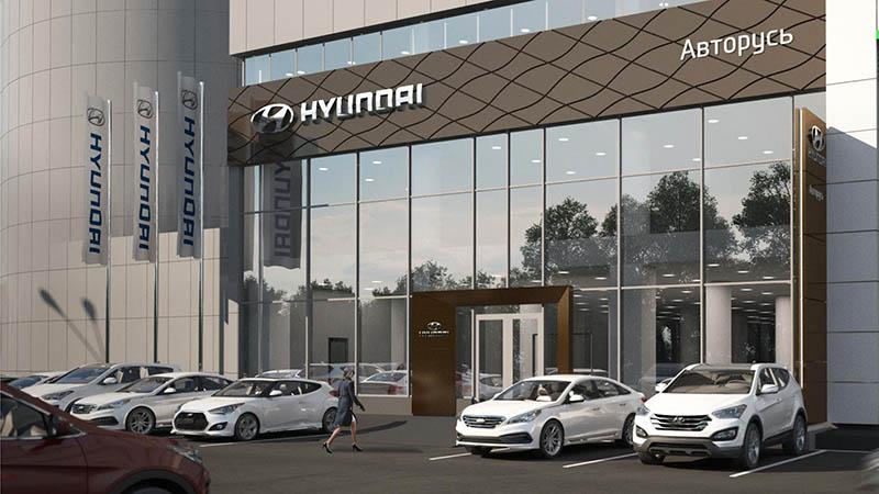 Hyundai Бутово