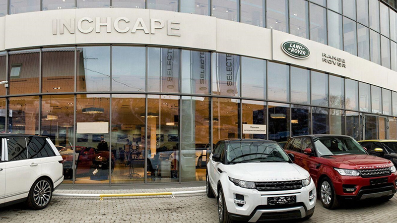 Inchcape Центр Land Rover