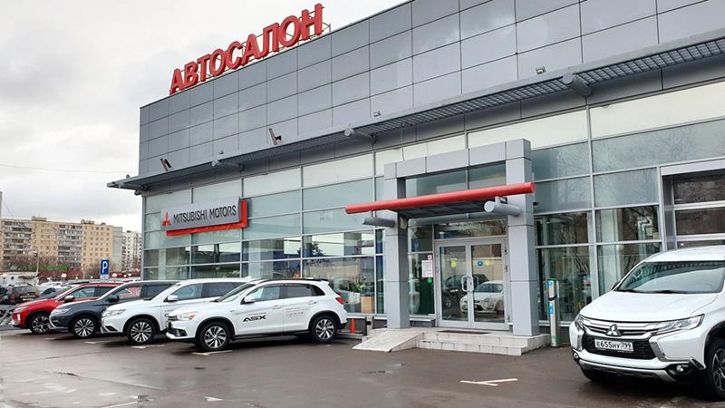 РОЛЬФ Алтуфьево Mitsubishi