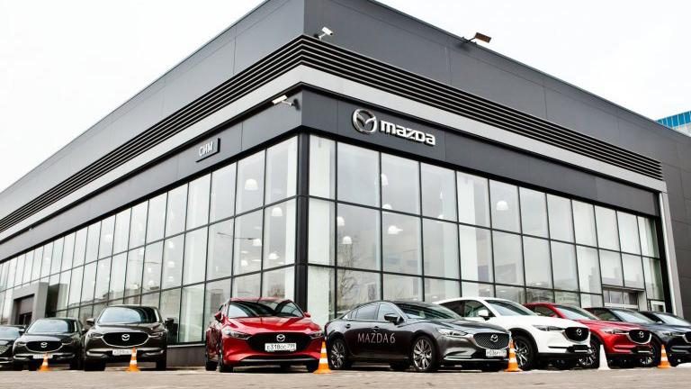 Mazda СИМ