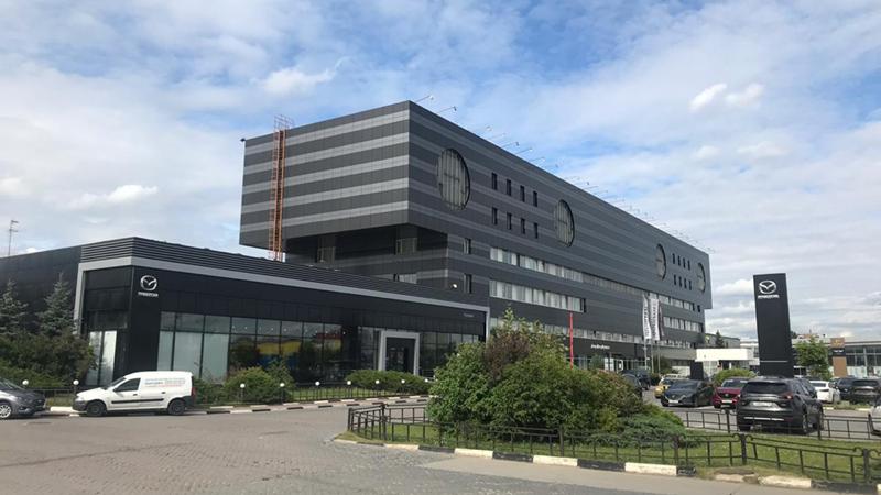 Тойота Центр Кунцево