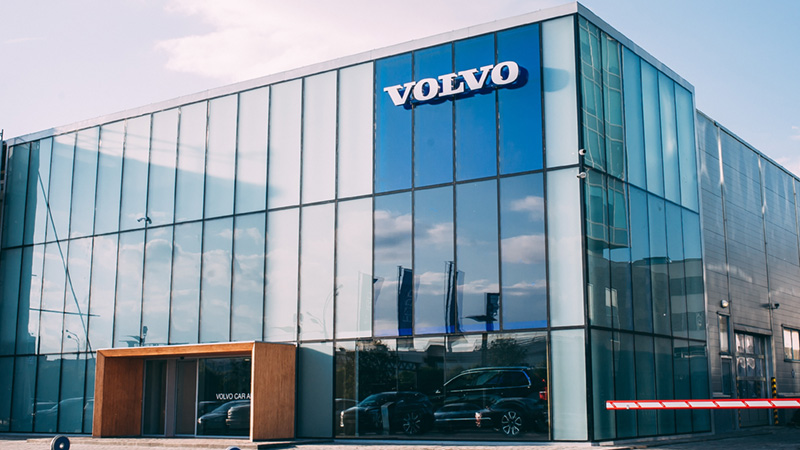 Volvo Car Авилон