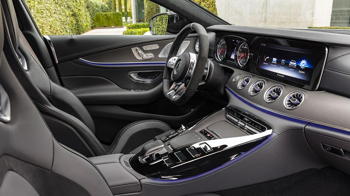 Mercedes-AMG GT 4-дверное купе