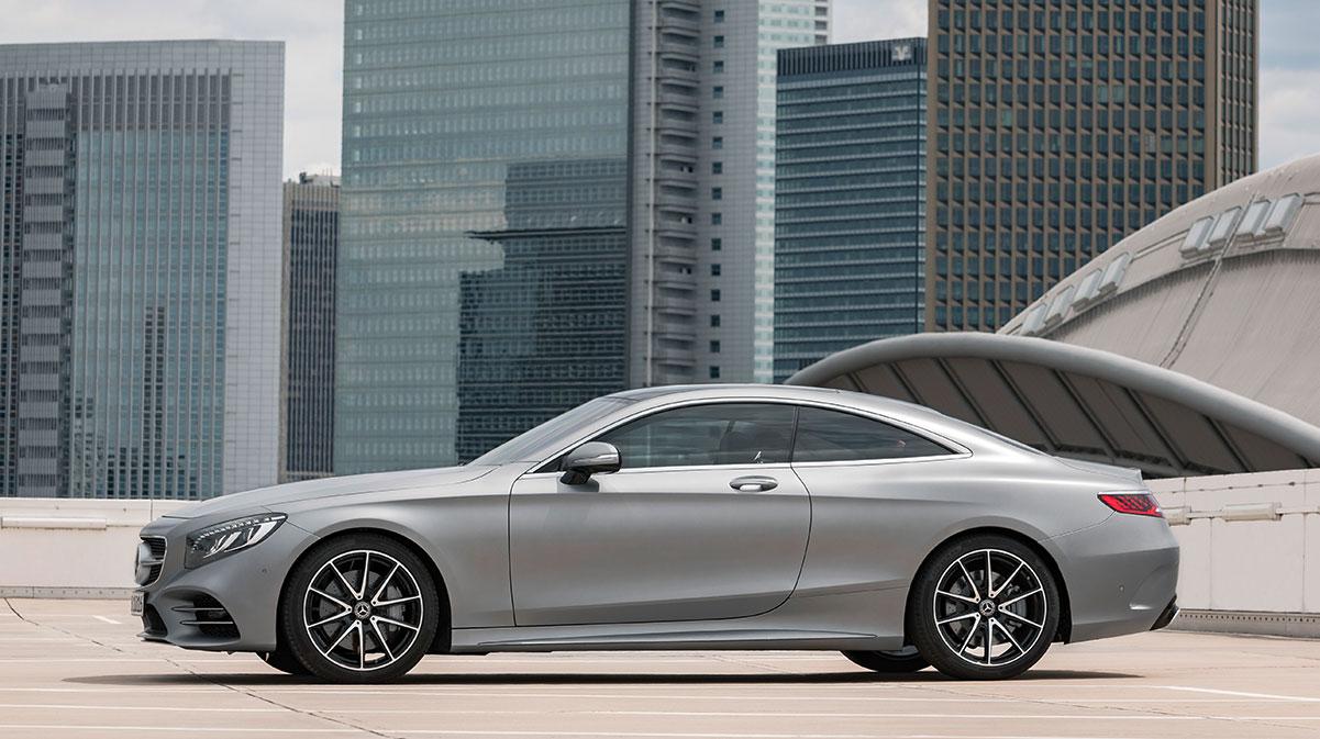 Mercedes-Benz S-Класс купе