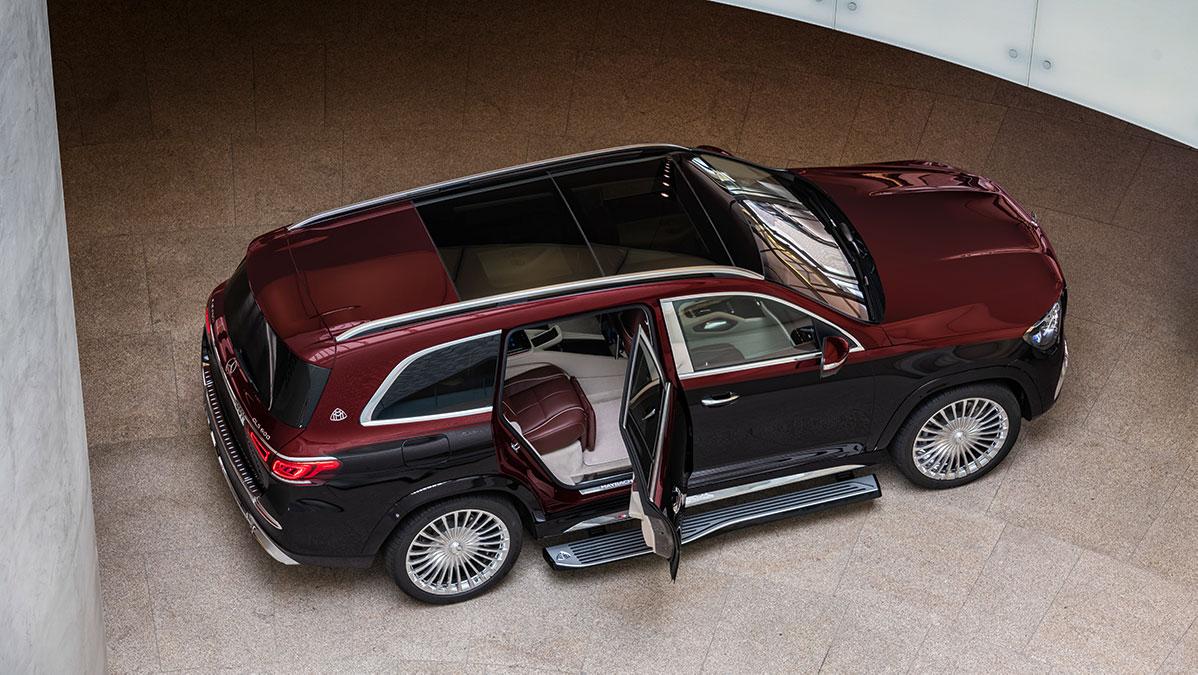 Mercedes-Maybach GLS