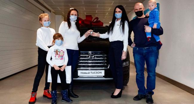 «Hyundai.АВИЛОН» продал 30 000-ый автомобиль