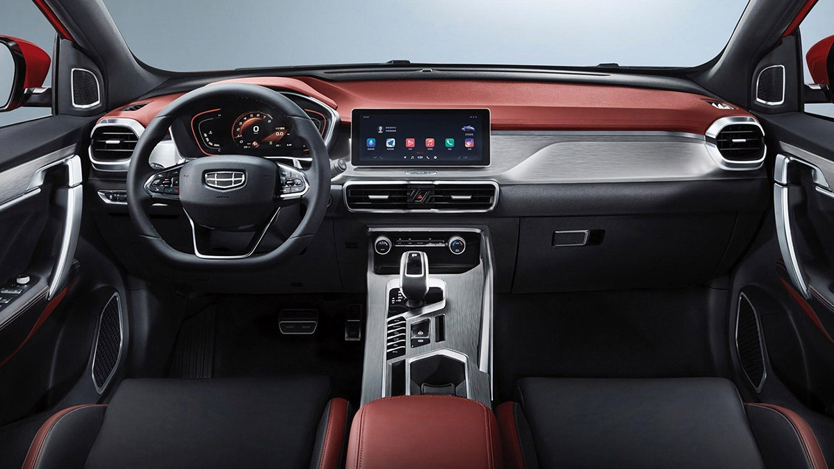 Geely Coolray