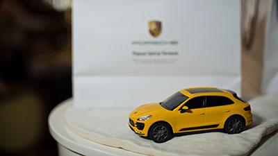 Порше Центра Таганка собрал поклонников бренда на Porsche Quest-drive